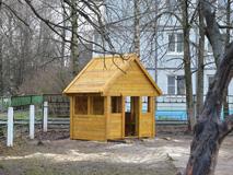 Игровой домик для детей из детского сада
